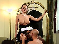 babes maid