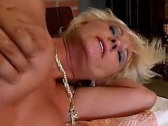 blondes german granny matures tits