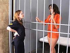 bdsm lesbians prison cop dyke