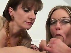 hardcore threesome big tits matures milfs