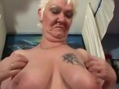lingerie babes granny masturbate stocking