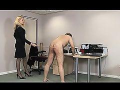 bdsm femdom hardcore spanking