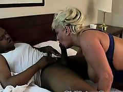 bbw granny interracial old+young blondes