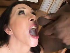 bukkake facials pornstars cumshot swallow