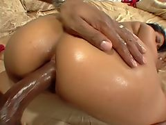 asian Keymore Cash drilled by BBC