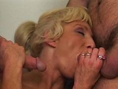 big tits anal blondes blowjobs cumshot