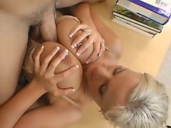Kate frost attractive blonde smokin' palatable