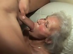 granny bush pussy