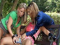 public fetish babes blondes lesbians