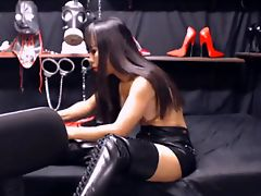 anal asian femdom fucking leather