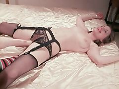 hairy lingerie vintage