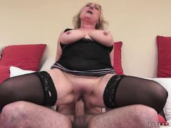 big tits blowjobs granny matures tits