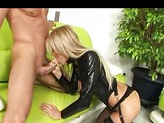blondes blowjobs tits shaved oral sex