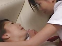 Japanese Schoolgirls Foot Play - Pt1