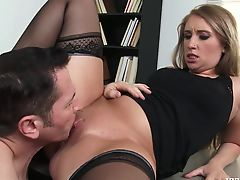 blondes hardcore babes fucking office