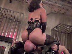 femdom ass