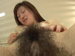 amateur asian creampie hairy