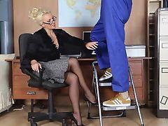 blondes blowjobs milfs big cock secretary