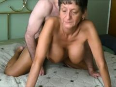 blowjobs granny busty