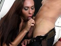 shemale shemales with guys blowjob cumshot giselly araujo