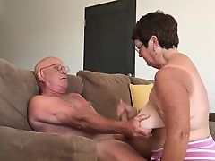 big cock blowjobs handjob wife
