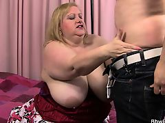 bbw european handjob reality big tits