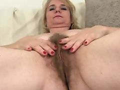 pussy hairy matures bush