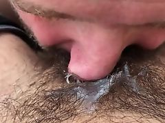 amateur creampie big cock hairy bush