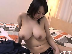 asian lingerie big tits masturbate insertions